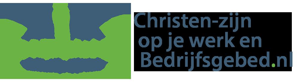 Christen-zijn op je werk en Bedrijfsgebed.nl
